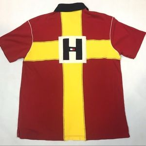 Tommy Hilfiger 90s Signature Spell Out Color Block